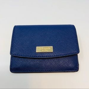 Kate Spade Newbury Lane Petty Leather Wallet
